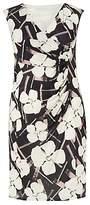 Studio 8 Annika Dress, Black/Ivory