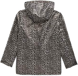 Very Girls Animal Print Rain Mac - Multi