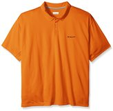 Columbia Men's Big New Utilizer Polo
