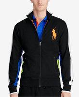 Polo Ralph Lauren Men's Interlock Track Jacket