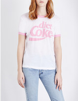 Wildfox Couture Diet Coke jersey t-shirt