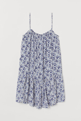H&M Short Dress - White