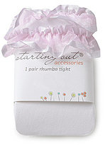 Starting Out Scalloped Rumba Ruffle Tights