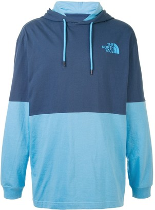 The North Face Heavyweight Half-And-Half Hoodie