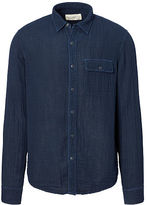 Denim & Supply Ralph Lauren Garment-Dyed Cotton Shirt