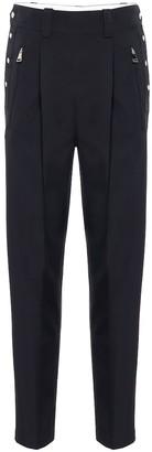MONCLER GENIUS 2 MONCLER 1952 high-rise straight pants