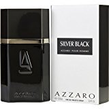 Azzaro SILVER BLACK by EDT SPRAY 3.4 OZ for MEN ---(Package Of 2)