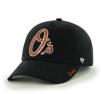 '47 Women's Baltimore Orioles Sparkle Adjustable Cap