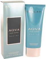 Bvlgari Aqua Marine After Shave Balm for Men (3.4 oz/100 ml)