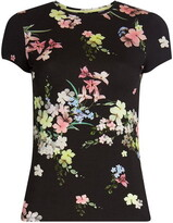 Ted Baker Aliey Pergola Fitted T-Shirt