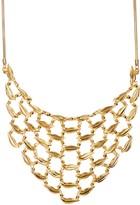 Diane von Furstenberg Lips Large Bib Necklace