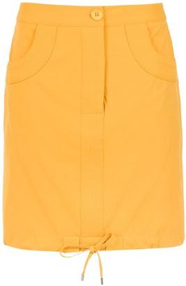 Egrey high waisted skirt