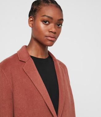 AllSaints Anya Coat