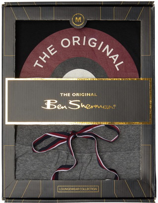 Ben Sherman Boxed PJ Set