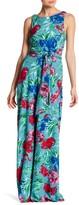 Eva Franco Clarissa Printed Maxi Dress