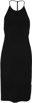 Bottega Veneta Backless Halterneck Dress