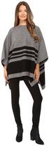 Kate Spade Stripe Poncho Women's Clothing