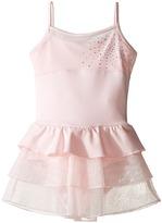 Bloch Starburst Dress (Toddler/Little Kids/Big Kids)