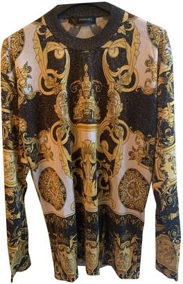 Versace Gold Knitwear for Women