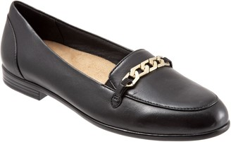 Trotters Sophisticated Slip-On Loafers - Anasta sia