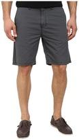 John Varvatos Casual Short With Flap Back Pockets