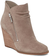 Jessica Simpson Cornella Side Zipper Wedge Ankle Boots