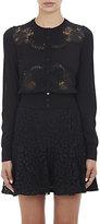 Dolce & Gabbana Women's Lace-Inset Sweater