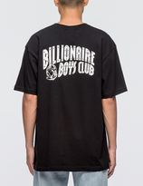 Billionaire Boys Club Curve Logo Backprint T-Shirt