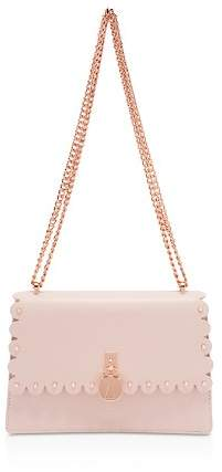 Ted Baker Holliee Medium Leather Convertible Crossbody