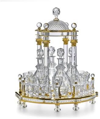 Baccarat Haute Couture Pavillon Liqueur Cabinet