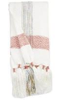 Nordstrom Tassel Throw