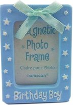 Amscam Birthday Magnetic Photo Frame