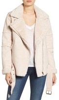 J.o.a. Women's Faux Shearling Jacket