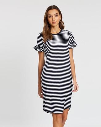Sportscraft Tropic Stripe Dress