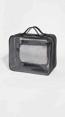 CalPak Clear Cosmetic Case