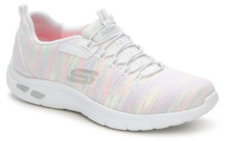 Skechers Relaxed Fit Empire D'Lux Dance Party Slip-On Sneaker - Women's