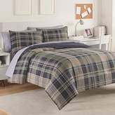 Izod Seattle Plaid Comforter Set