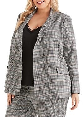 Estelle Plus Check In Jacket