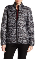 Joe Fresh Printed Puffer Jacket