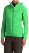 Arc'teryx Atom LT Hooded Jacket - Polartec® Power Stretch®, Insulated (For Women)
