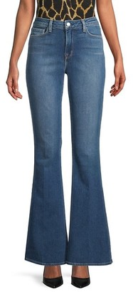 L'Agence Sophie High-Rise Flare Jeans