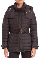 Burberry Cornsdale Puffer Coat
