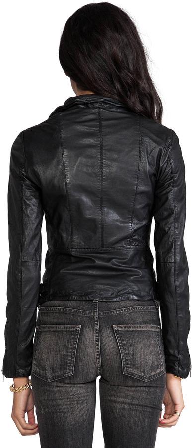 Muu Baa Muubaa Pola Moto Jacket