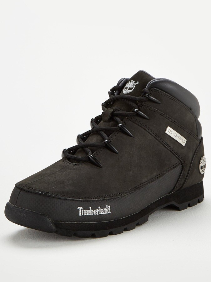 Timberland Euro Sprint Hiker Boot - Black