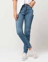 Roxy I Feel Free Womens High Waisted Jeans