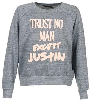 Eleven Paris TRUSTIN JP women's Sweatshirt in Grey