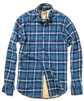 Relwen Double Faced Plaid Flannel