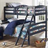 Viv + Rae Sienna Rose Twin over Full Bunk Bed