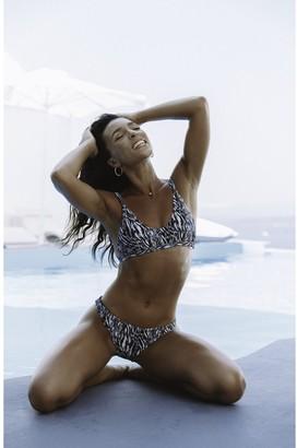 Mavele Swimwear Zingy Lynx Bikini Top