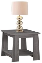 Acme End Table Grey